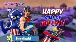 | Happy 4th of JULY!! | Fortnite Clip's & Build Battle's E.6 | Like and Subscribe |