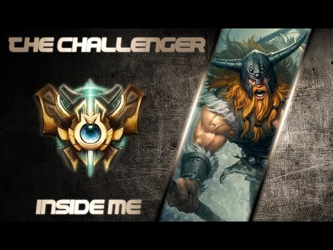 OLAF VS MALPHITE TOP - THE CHALLENGER INSIDE ME #399