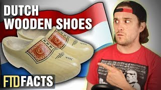 Why Dutch People Wear Wooden Shoes?