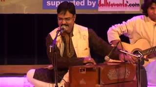 Moinuddin Ahamed Ghazal SAQI Sharab La in Awargi Concert
