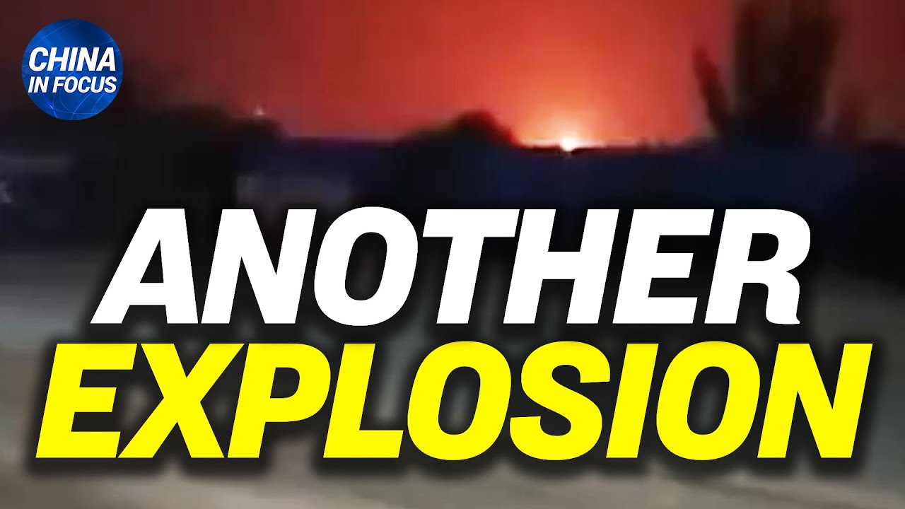 2nd explosion strikes China in 1 week; 550 million people traveling in China despite virus risk