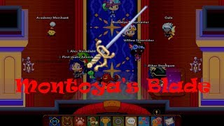 Prodigy Math Game How to Get Montoya's Blade Step-By-Step Tutorial