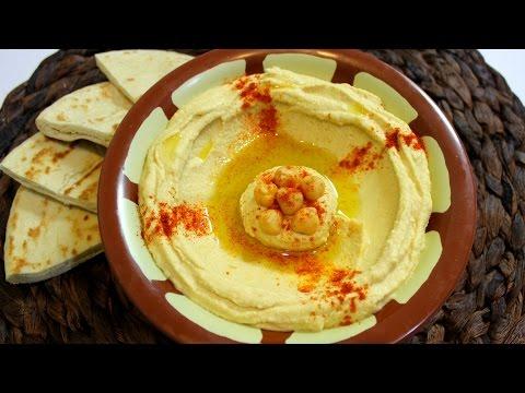 Hummus Middle-Eastern Style                 حمص
