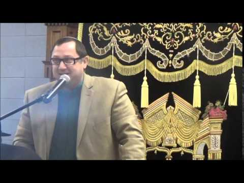 Fasman Yeshiva High School Beis Midrash Dedicatio