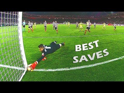Legendary Goalkeeper Saves