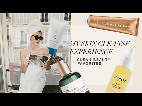 I Tried A Skin Cleanse, Transitioning to Clean Beauty + Skincare Favorites // Brittany Xavier thumbnail
