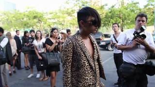 bryanboy new york fashion week 2010