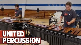 United Percussion 2017: An Inside Look