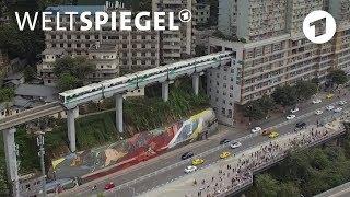 China: Warum Chongqing in die Luft geht | Weltspiegel