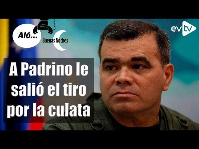 A Padrino le salió el tiro por la culata | Aló Buenas Noches | EVTV | 09/22/2021 S2
