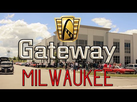 June Cars & Coffee Milwaukee - with Wisconsin Hot Rod Radio - 6/24/17