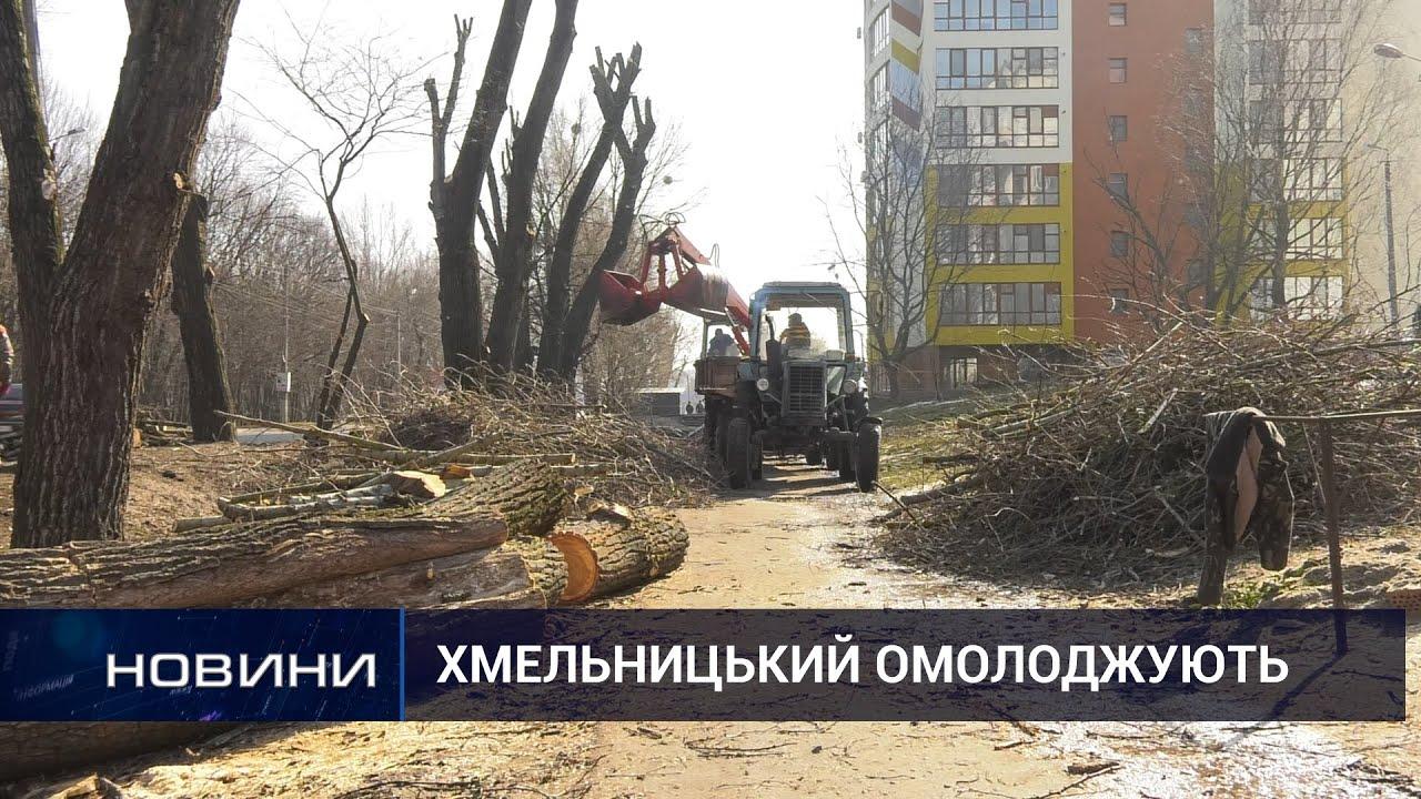 «Ремонт» дерев. Перший Подільський 02.03.2021