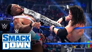 Friday Night SmackDown: Hard-hitting action LIVE on FOX 8E/7C!