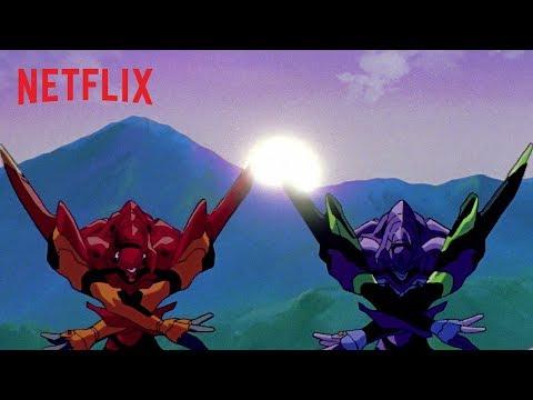 『新世紀エヴァンゲリオン』PV - Netflix [HD]