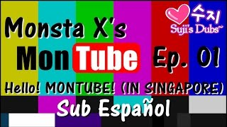 Video ►Suji's Dubs「Monsta X - MONTUBE Ep1」[Sub Español] download MP3, 3GP, MP4, WEBM, AVI, FLV November 2017
