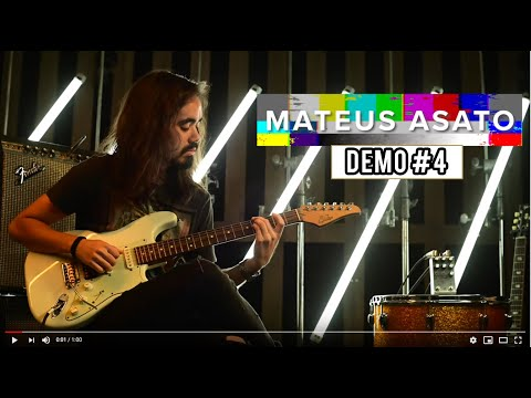 Mateus Asato - El Guapo Demo #4