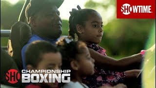 "Unbeaten heavyweight contender Luis ""The Real King Kong"" Ortiz talks about his daughter who battles with Epidermolysis Bullosa. Ortiz will get his first world ..."
