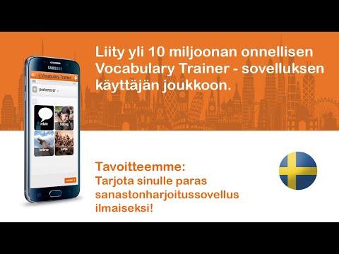 nopeus dating Ruotsissa