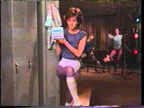 Courtney Cox 1985 Tampax Commercial