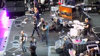 Bruce Springsteen - Tenth Avenue Freeze-Out / Shout live Nashville April 17, 2014