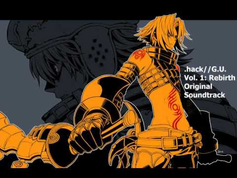 .hack//G.U GAME MUSIC OST - Morrigu Barrow Wall