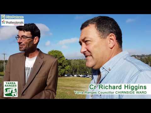 Yarra Ranges LIFE TV - Meet Your Councillor: Cr Richard Higgins