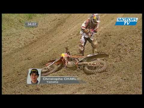 Gros Crash Motocross Mx2 Republique Tcheque 2010 Youtube