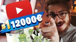 JE DONNE 12 000 € AUX MEILLEURES VIDÉOS ! #CoquelicotChallenge2