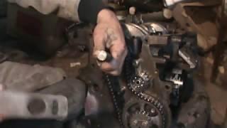 Подробная! Сборка двигателя Газель 406 4 Часть