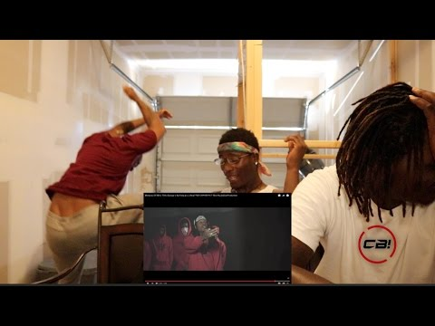 """Montana Of 300 x TO3 x $avage x No Fatigue x J Real """"FGE CYPHER Pt 2"""" - REACTION"""