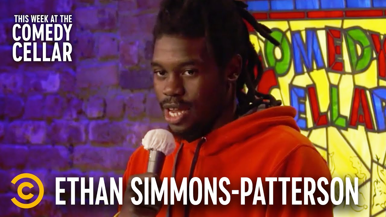 Crying While Going Down on a Woman - Ethan Simmons-Patterson - This Week at the Comedy Cellar