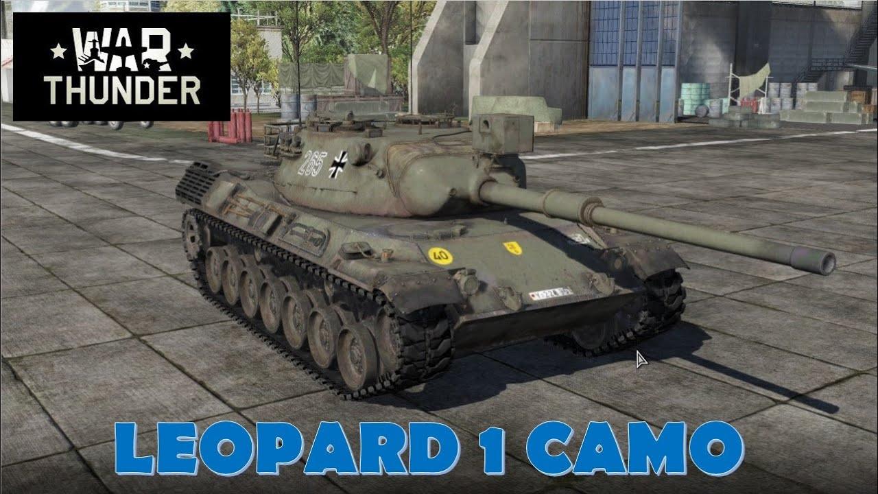 war thunder leopard 1