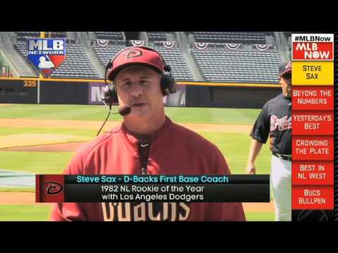 Video Steve Sax joins Harold and Brian on MLB Now
