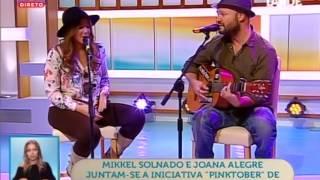 Mikkel Solnado Feat. Joana Alegre - E agora?