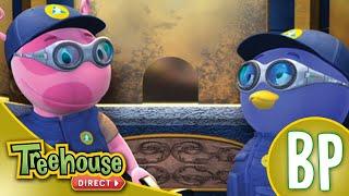 Os Backyardigans: Episódios HD Para Crianças De Aventura - Compilaçào De Desenho Animado De 67 mins