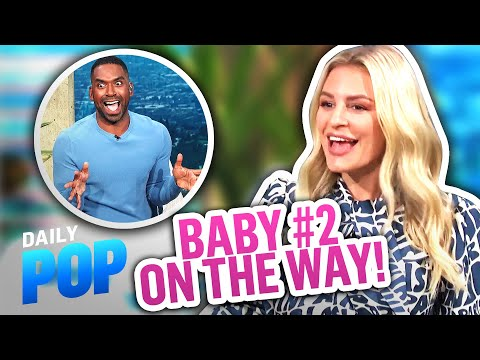 E!'s Morgan Stewart Is Pregnant With Baby No. 2! | Daily Pop | E! News