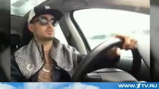 Мастер перевоплощения за рулем стал звездой интернета   Первый канал