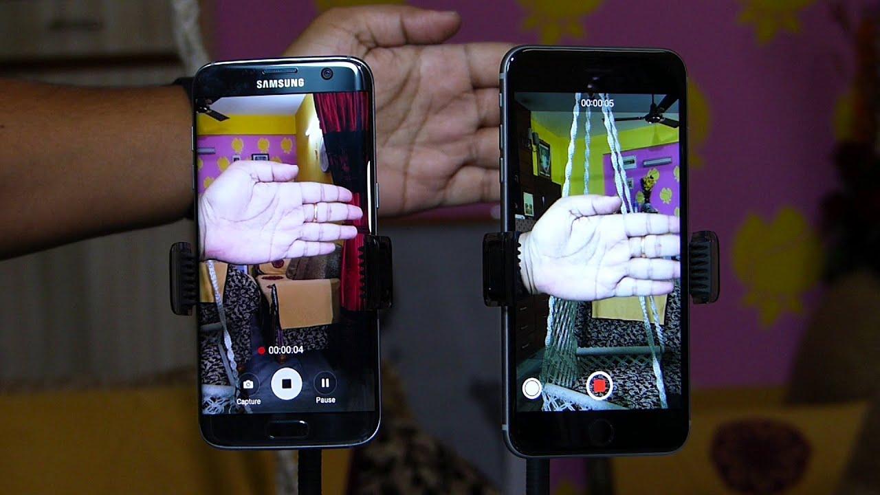 Pixel  Camera Vs Iphone