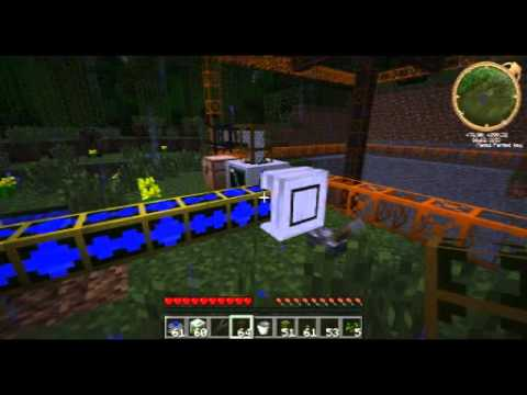 Tekkit and Buildcraft Tutorial - Combustion Engines that run for a long time without exploding