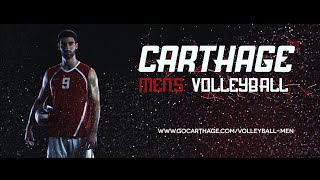 Carthage College Men's Volleyball Feature Video