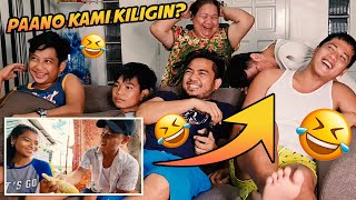Tambalang Julie-Vin | Reaction Part 1- Nagkahampasan Na Hahaha!
