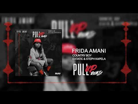 """PULL UP REMIX"" By Frida Amani Feat. Steph Kapela, Xtatic & Country Boy"