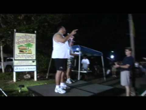 Warm Up Welcome from Mayor of Kauai