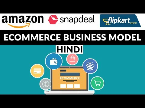 Ecommerce Business Model | Everything You Need To Know | Startup Series | Hindi thumbnail