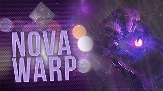 NOVA WARP - New Void Warlock Subclass Guide!  Destiny 2 Forsaken