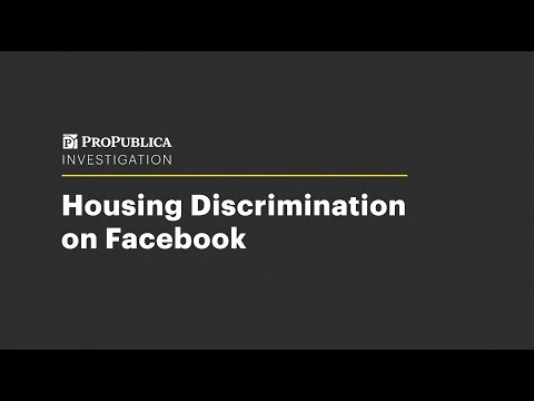 Download Youtube: Facebook (Still) Allows Discrimination in Housing Ads