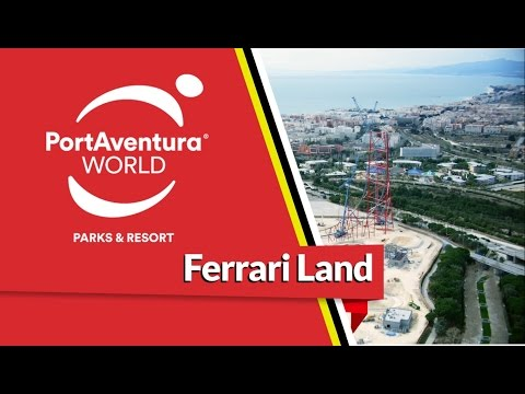Ferrari Land | Punto más alto | PortAventura World Parks & Resort
