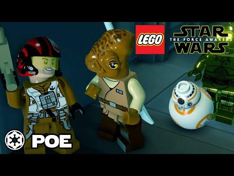 Poe Dameron to the Rescue - Unlock Admiral Ackbar!!