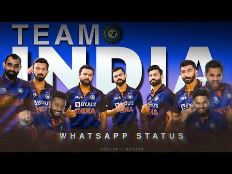 India Cricket Team World cup 2019 WhatsApp Status | Cricket Team India Status | Best of luck 👍👍