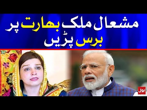 Mishal Malik Slams To Indian Government